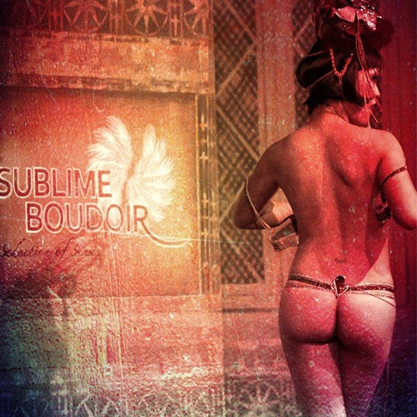 Marianne Cheesecake performs at Sublime Boudoir @ The Royal Tropical Institute (Amsterdam, NL)