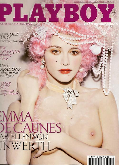 Playboy France January 2009